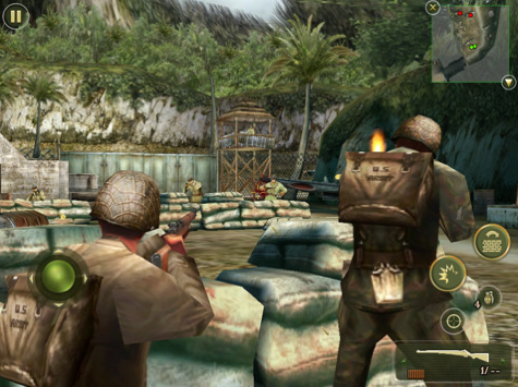 Brothers In Arms 2 HD 2