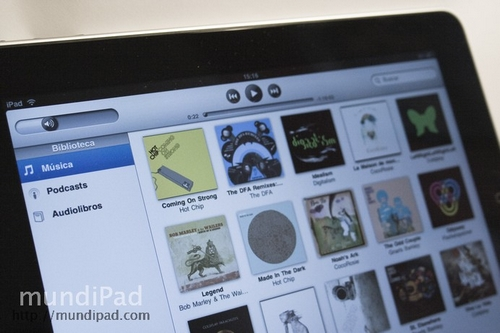 Review iPad mundipad software (11)