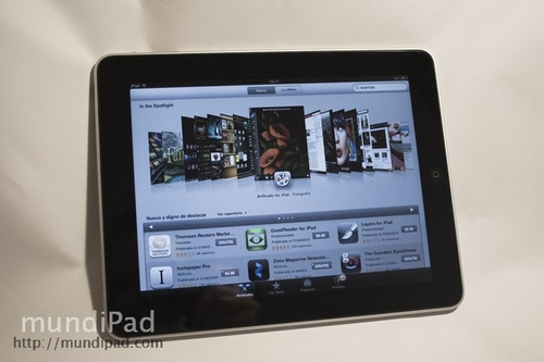 Review iPad mundipad software (14)