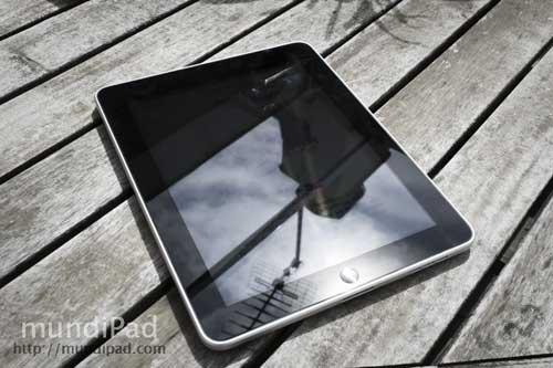 iPad-mundipad