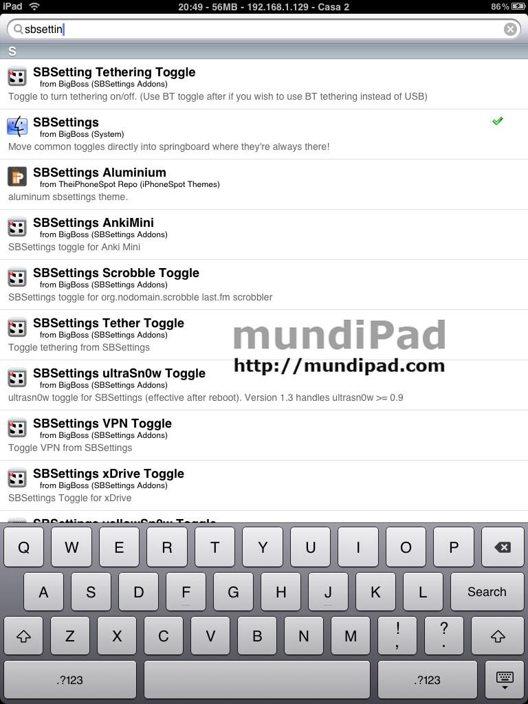 SearchCydia