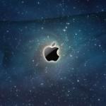Wallpaper Apple icon 2