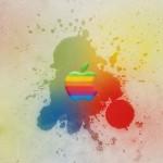 Wallpaper Apple icon 4