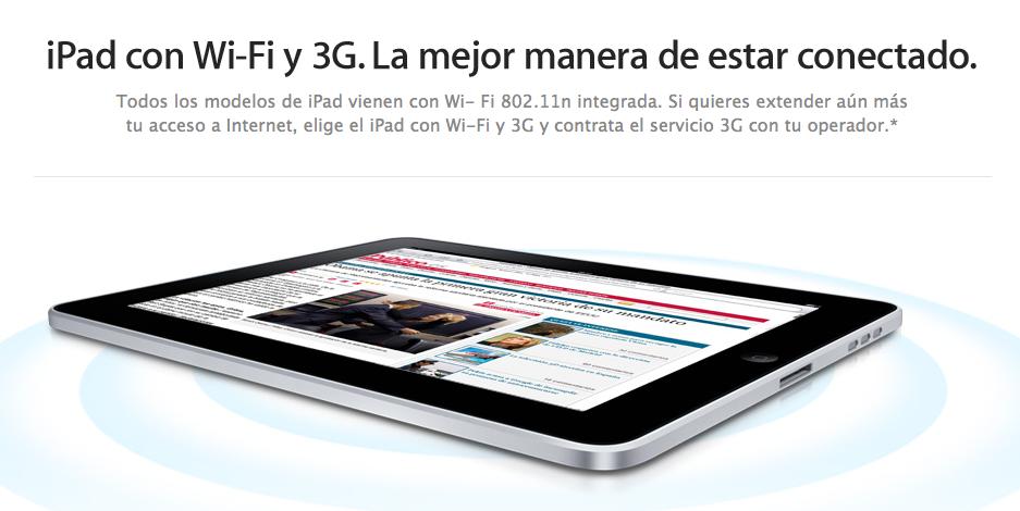 iPad 3G 1