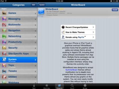 rockapp iPad 2