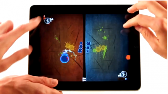 Fruit Ninja HD para iPad