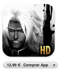 Chaos Rings de Square Enix para iPad