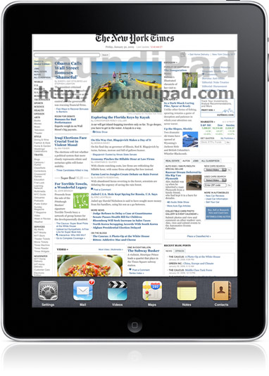 Multitarea en iPad