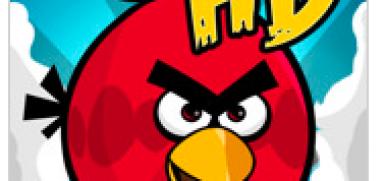 Logo Angry Birds HD iPad