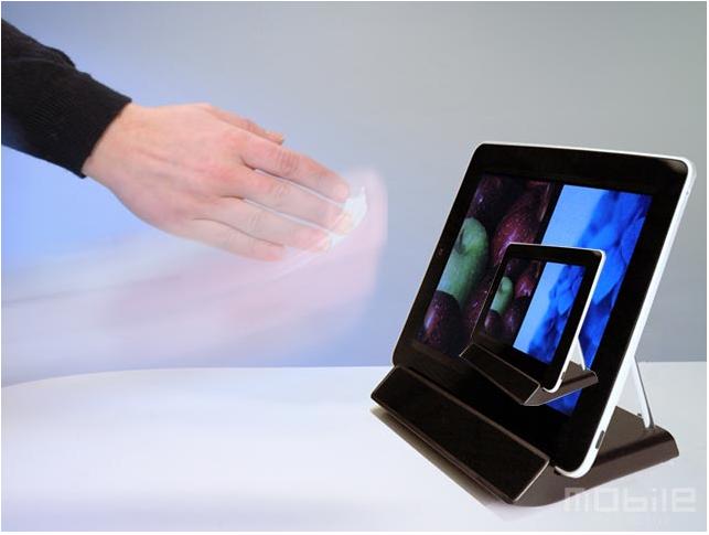 Dock Kinect iPad