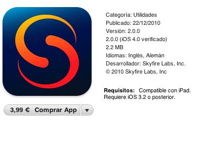 Skyfire-iPad-comprar