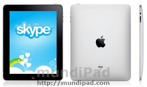 Skype_iPad