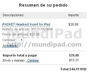 IPADKET_precio