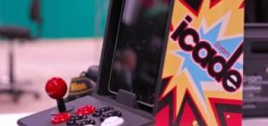 icade la consola arcade