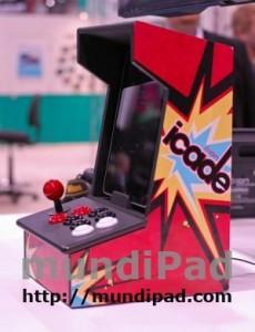 Icade, arcade en tu iPad
