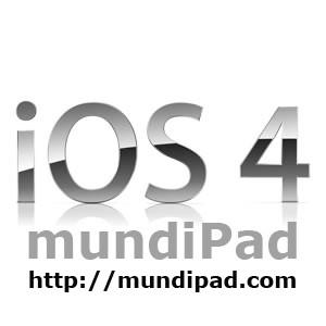 Novedades iOS 4.3 iPad