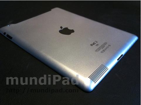 iPad 2 Altavoz