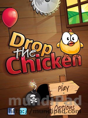 portada drop the chicken