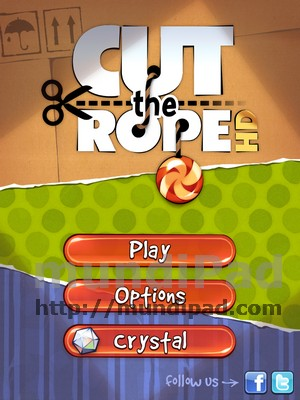 Portada Cut the Rope
