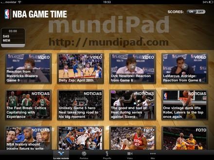 Noticias NBA