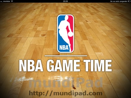 NBA Gate Time