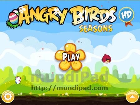 Angry Birds Seasons se actualiza por Pascua