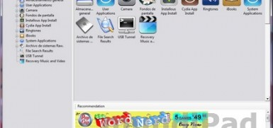 Install app con iFunBox