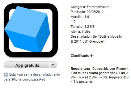i3D iTunes