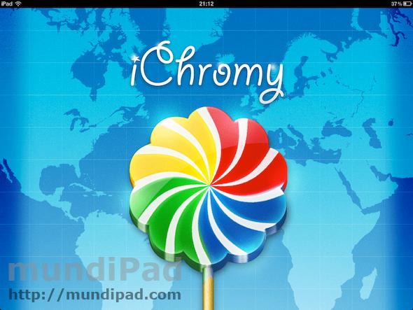 iChromy Logo