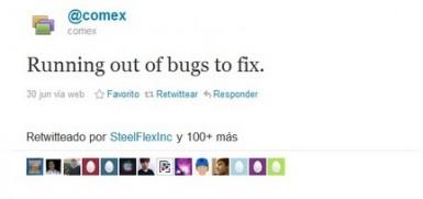 Twitter comex