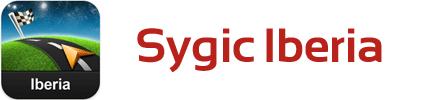 Sygic Iberia iPad