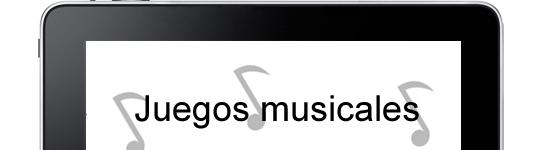 cabecera musica ipad