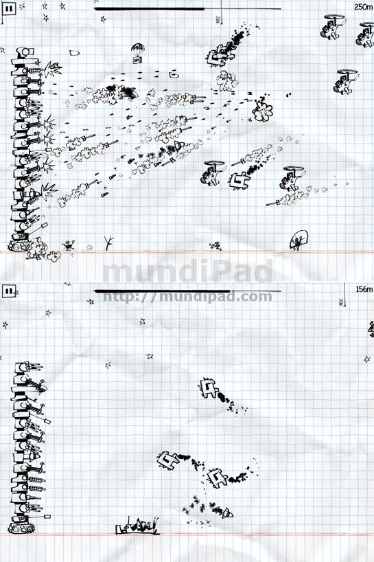 doodle blast hd para ipad