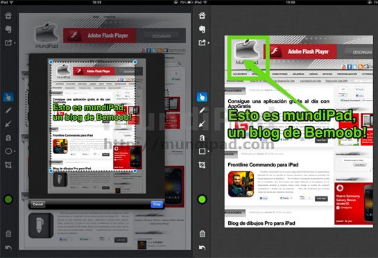 skitch app para ipad
