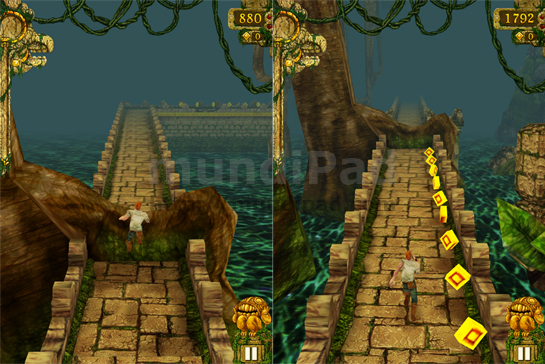 temple run para ipad