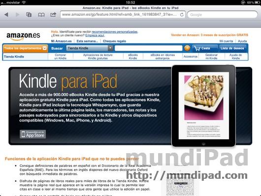 Amazon KidleStore