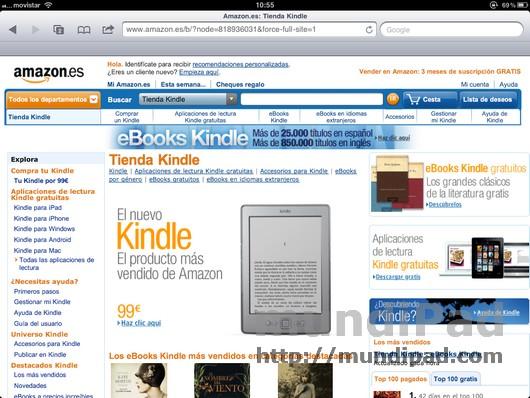 Amazon KindleStore