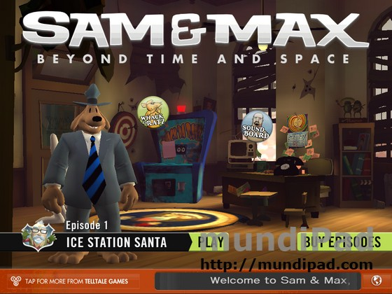 IMG 0122 Sam Max Beyond time and space para iPad