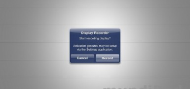 Display recorder pantalla