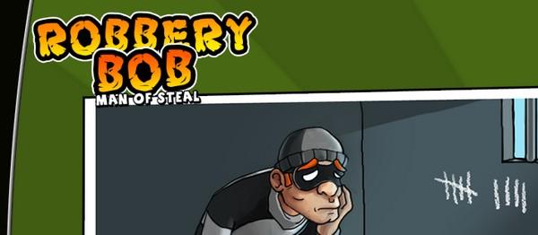 Robbery Bob de Chillingo para iPad