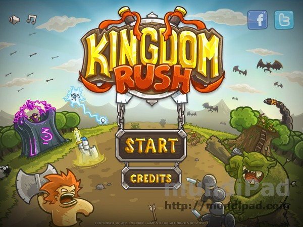 Kingdom Rush HD un tower defense diferente