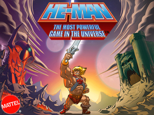 He-Man de Mattel