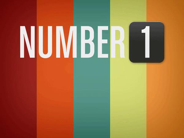 NumberOne para iPad