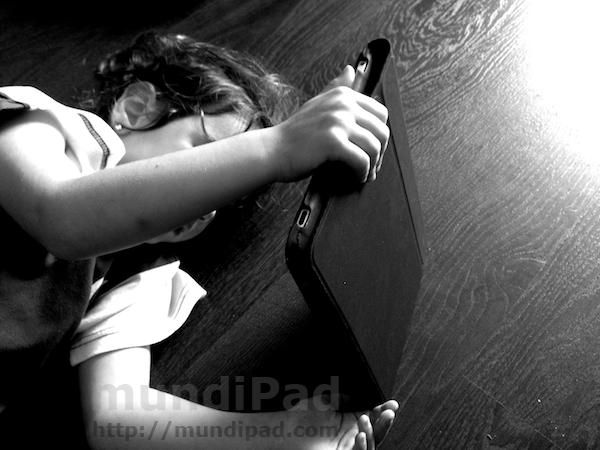 El iPad y los niños