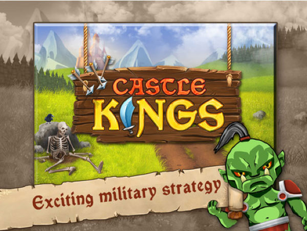 Castle Kings para iPad
