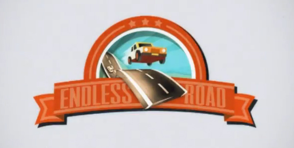 Endless Road para iPad