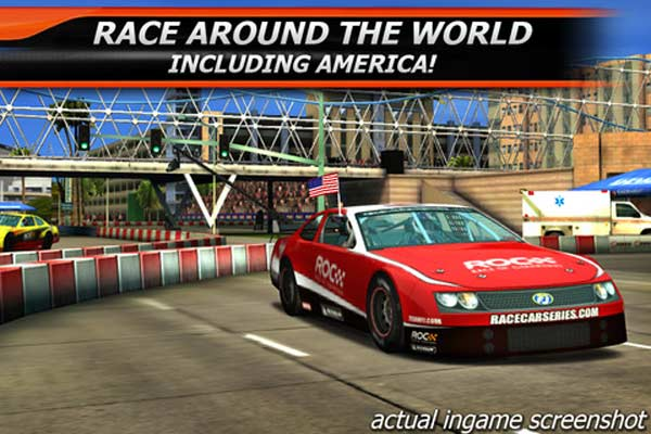 Race Of Champions World para iPad