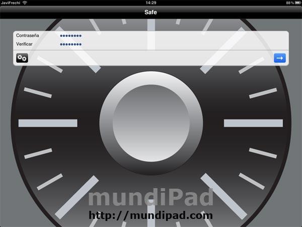 Safe para iPad