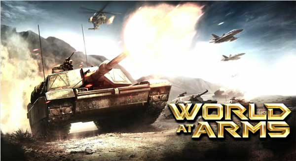 World at Arms para iPad