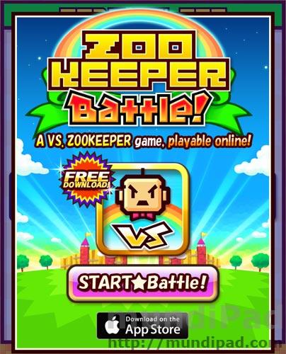 ZooKeeper DX para iPad